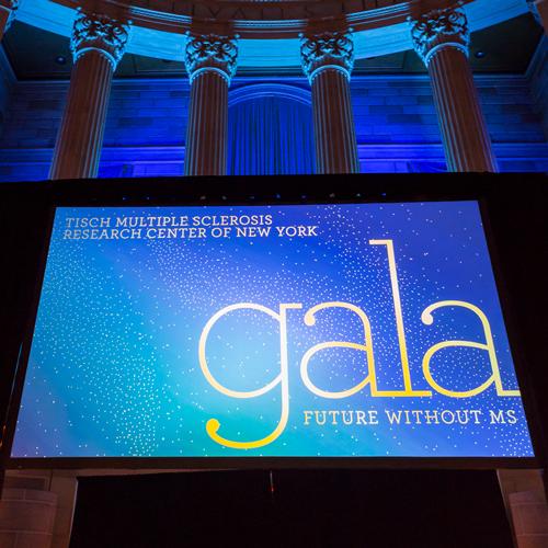 Tisch MS Gala